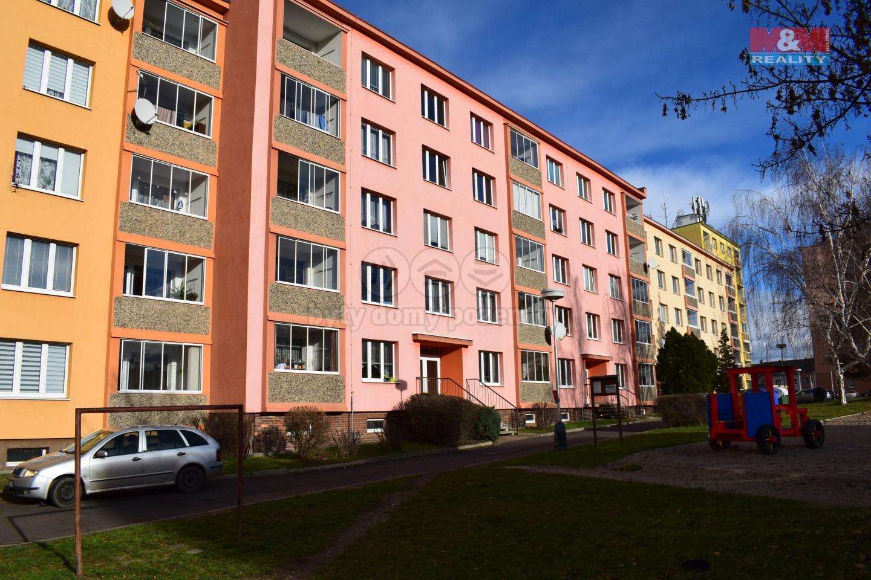 Pronájem bytu 1+1, 38 m², Žatec, ul. Pražská