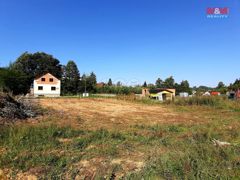 Prodej pozemku k bydlení, 616 m², Chotyně