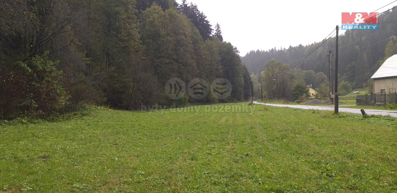 Prodej pozemku, 3571 m², Jindřichov - Pleče
