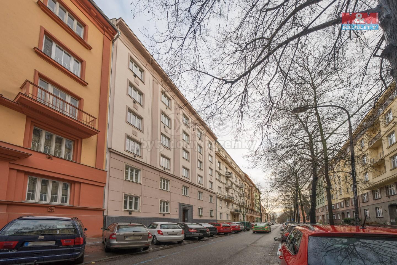 Prodej bytu 2+kk, 33 m², Brno - Veveří, ul. Čápkova