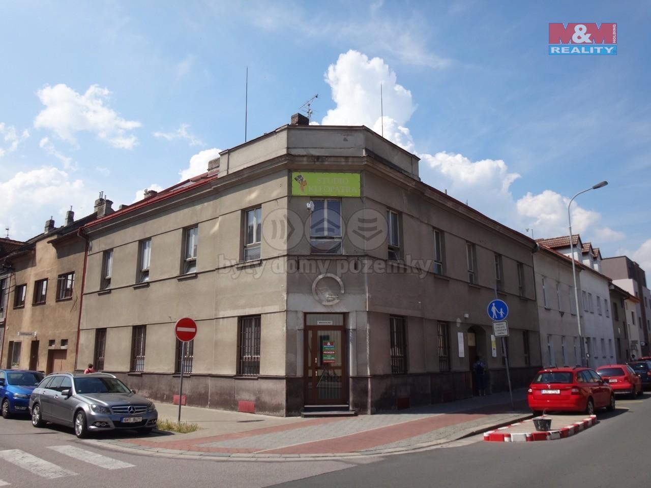 Prodej obchod a služby, 302 m², Pardubice, ul. Milheimova