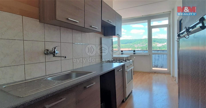 Pronájem bytu 2+1, 64 m², Most, ul. M. G. Dobnera