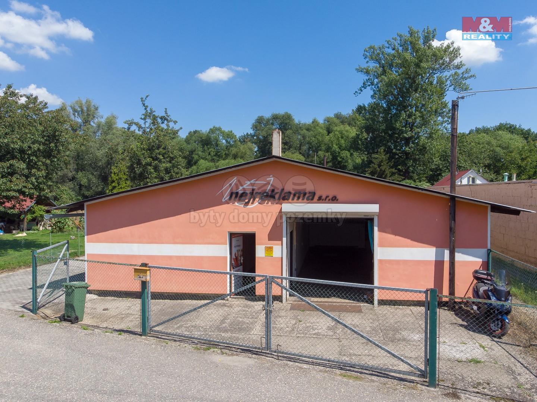 Prodej obchod a služby, 447 m², Ostrava, ul. Na Heleně