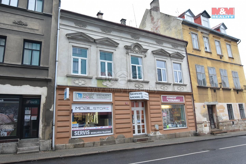 Pronájem obchod a služby, 18 m², Jablonec n. N, ul.Liberecká