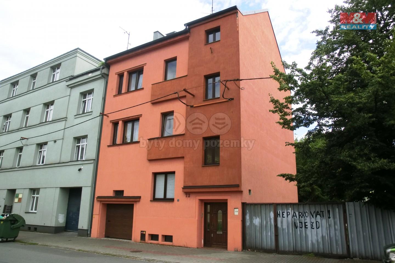 Prodej nájemního domu, 354 m², Ostrava, ul. Zengrova