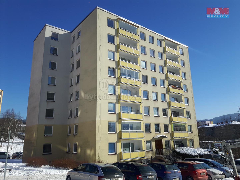 Pronájem bytu 3+1, 74 m², Ústí nad Labem, ul. Neštěmická