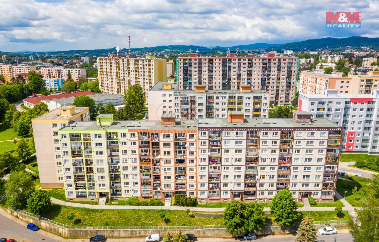 Prodej, byt 3+1, 67 m2, Liberec, ul. Burianova