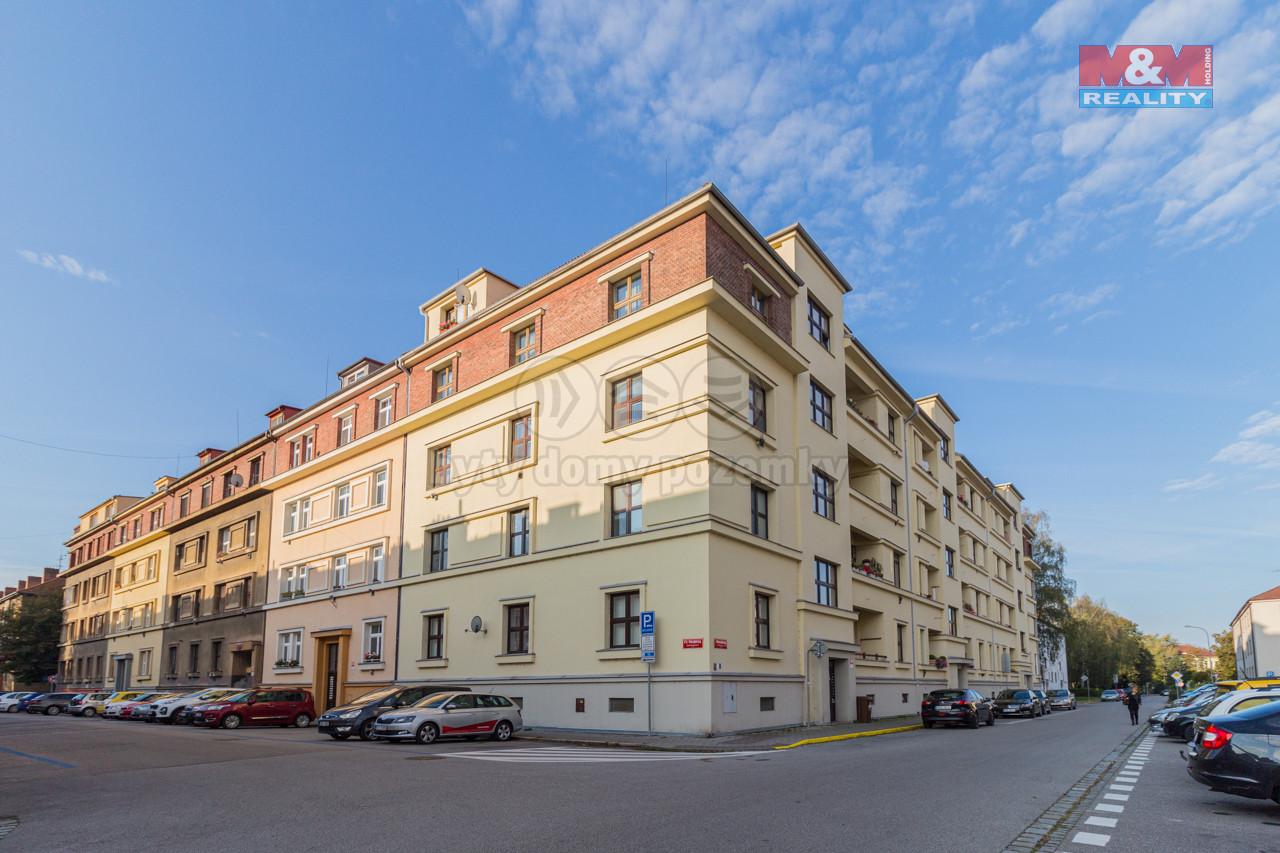 Prodej bytu 3+1, 129 m², České Budějovice, ul. Nerudova