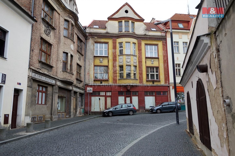 Prodej nájemního domu,141 m², Ml. Boleslav, ul.Pražská brána