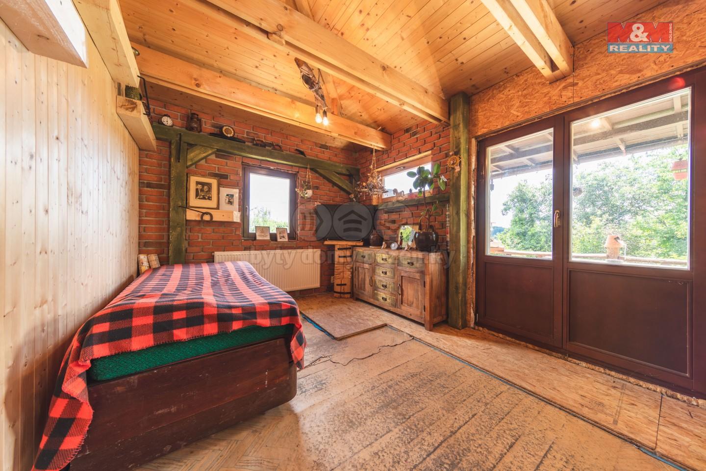 Prodej, chata, 744 m², Hrusice