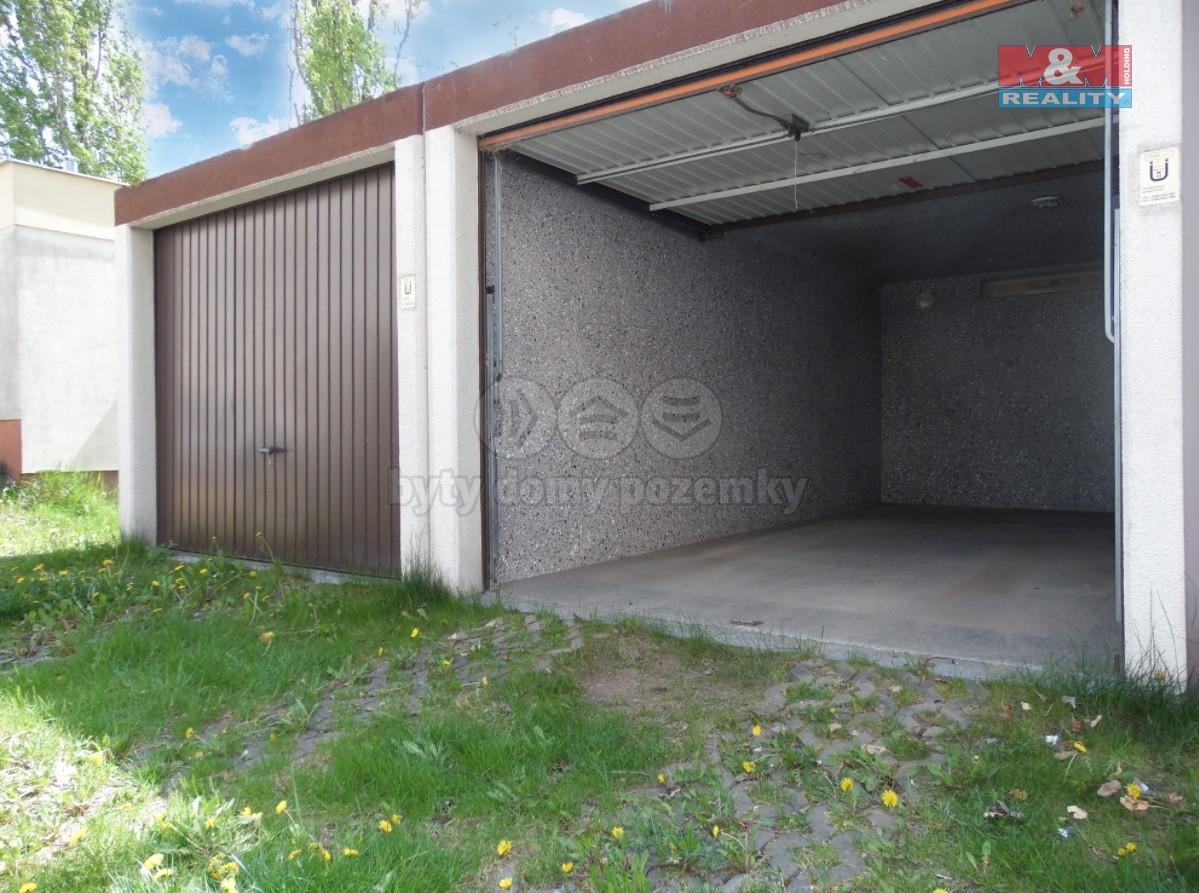 Prodej, garáž, 18 m², Klatovy, ul. Mánesova