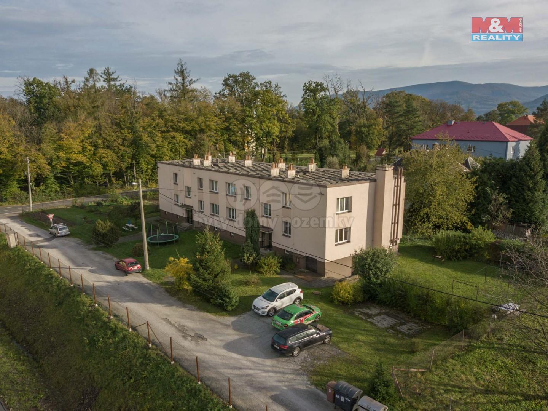 Prodej bytu 2+1, 52 m², Hnojník