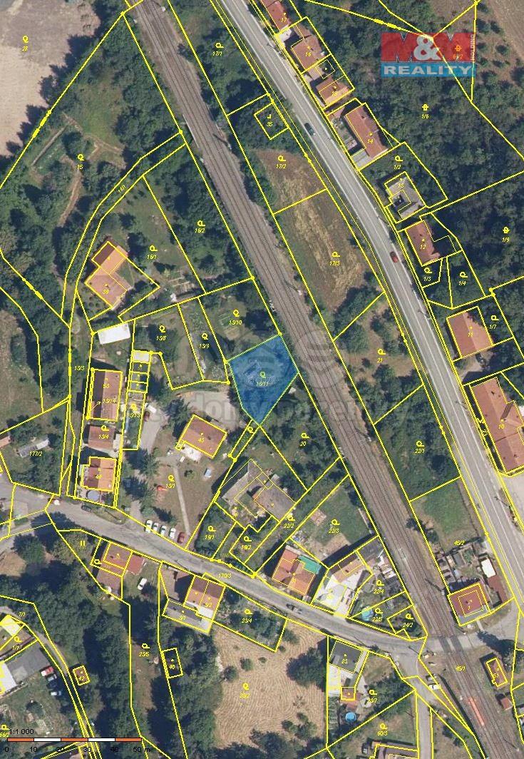 Prodej ovocného sadu, 492 m², Stvolová