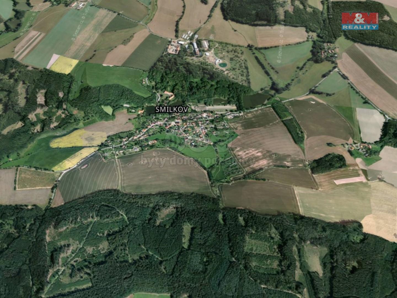 Prodej pozemku, 31749 m², Smilkov