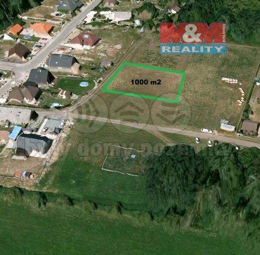 Prodej pozemku k bydlení, 1000 m², Smržov