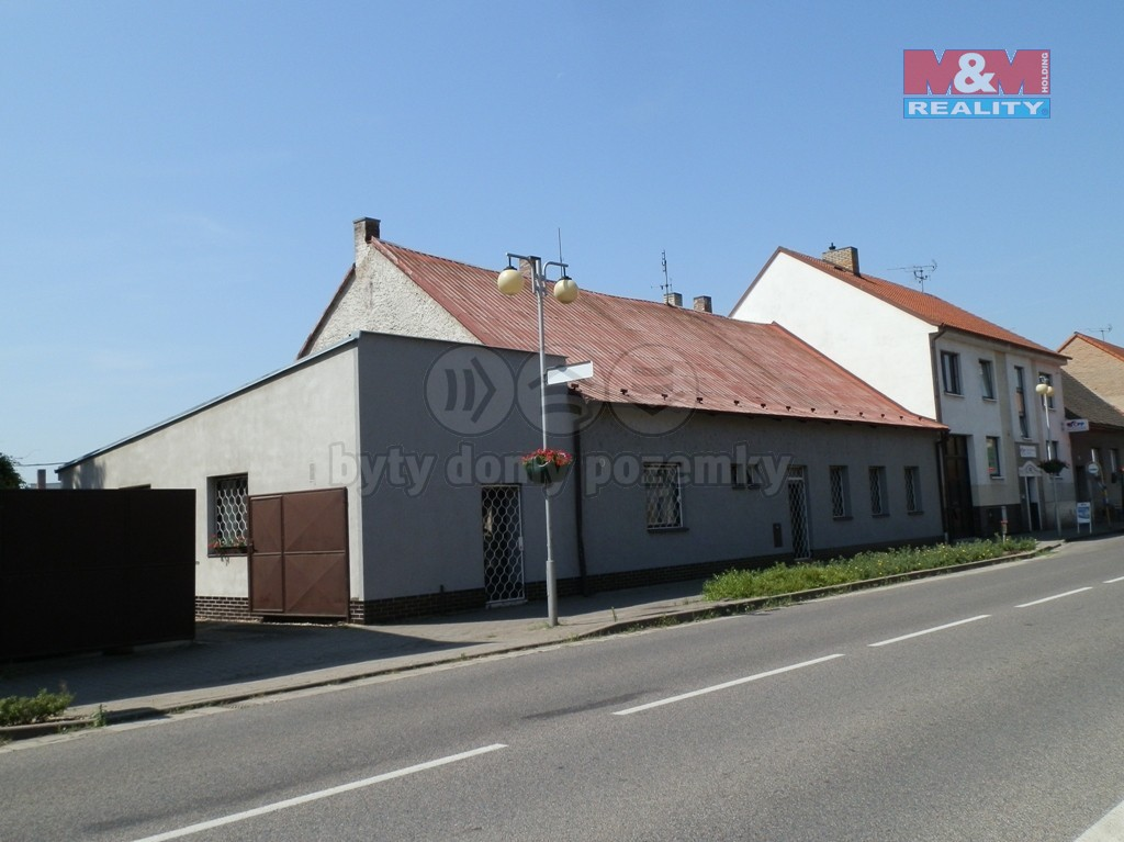 Prodej obchodního objektu, 1544 m², Nový Bydžov