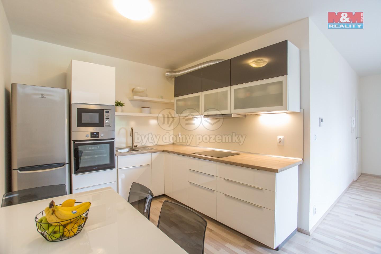 Prodej, byt 3+kk, 64 m², Brno - Slatina, ul. Kigginsova