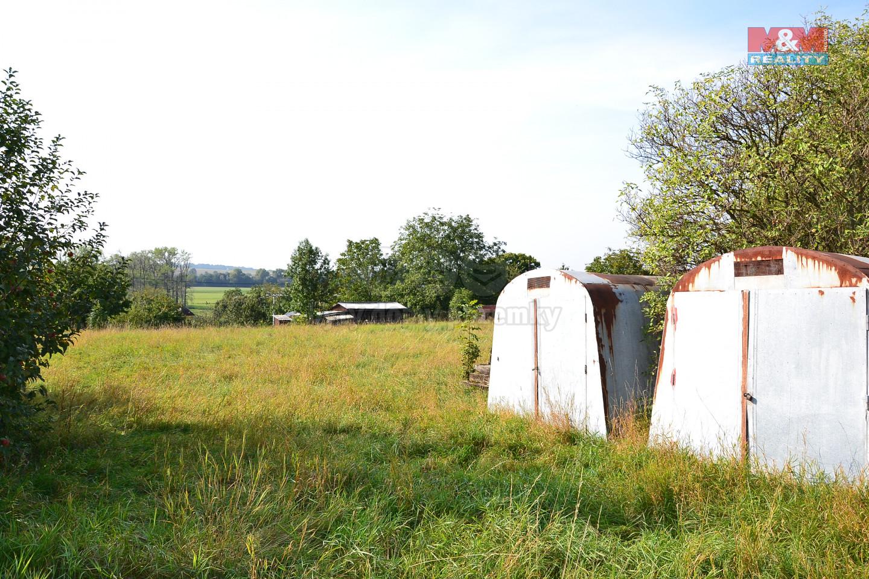 Prodej pozemku k bydlení, 1090 m², Česká Skalice