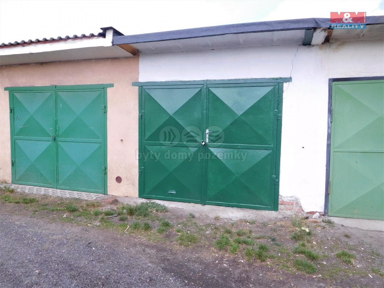 Prodej, garáž, 19 m², Klášterec nad Ohří-Miřetice