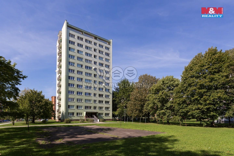 Pronájem bytu 3+1, 68 m², Ostrava, ul. Polská