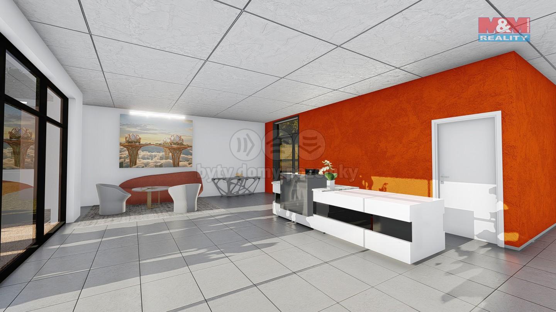 Pronájem, obchod a služby, 83 m², Vlašim