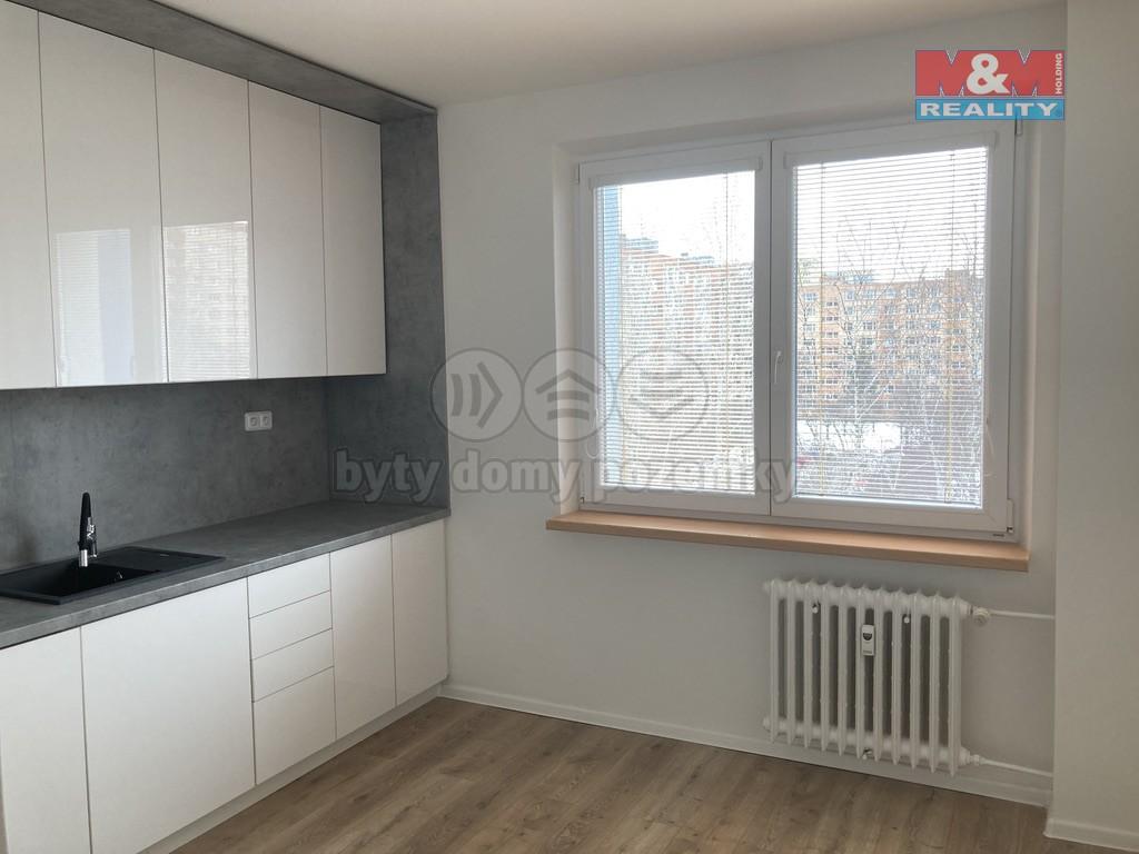 Pronájem bytu 1+1, 40 m², Ostrava, ul. Dr. Martínka