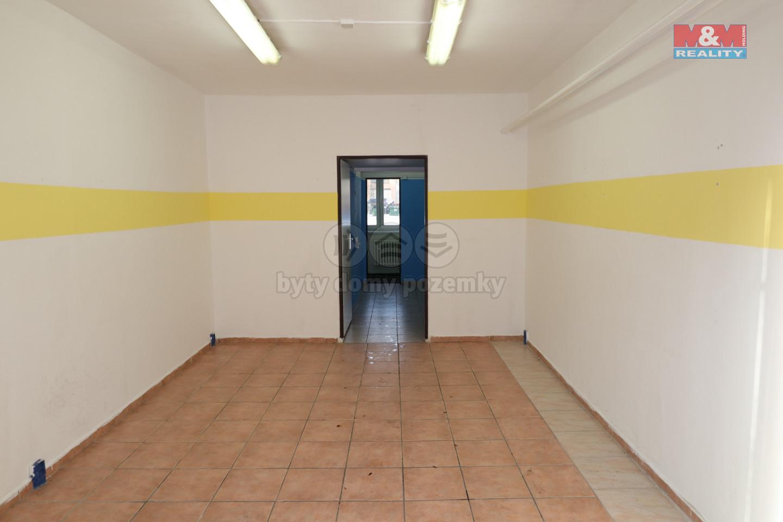Pronájem obchod a služby, 35 m², Chodov, ul. Příční