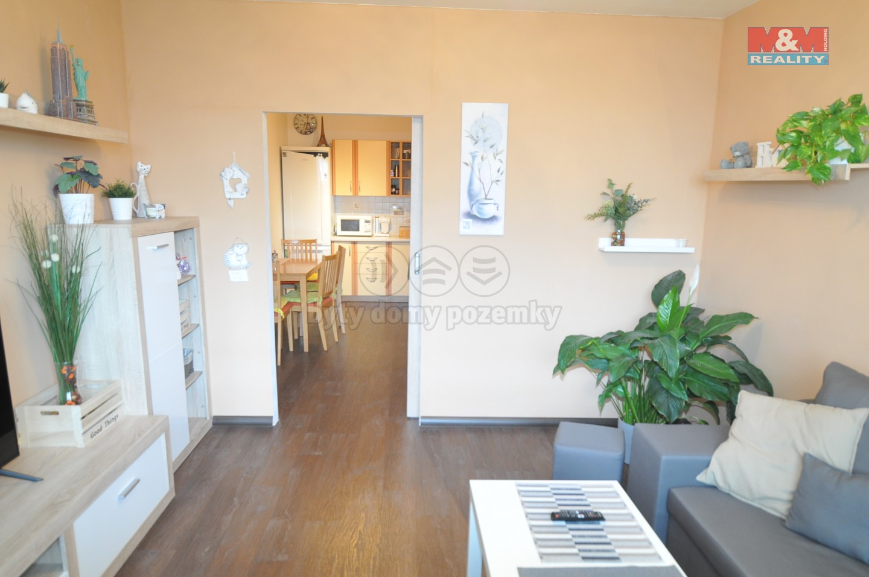 Prodej bytu 3+kk, 65 m², Praha - 4 Chodov, ul. Jeřábkova