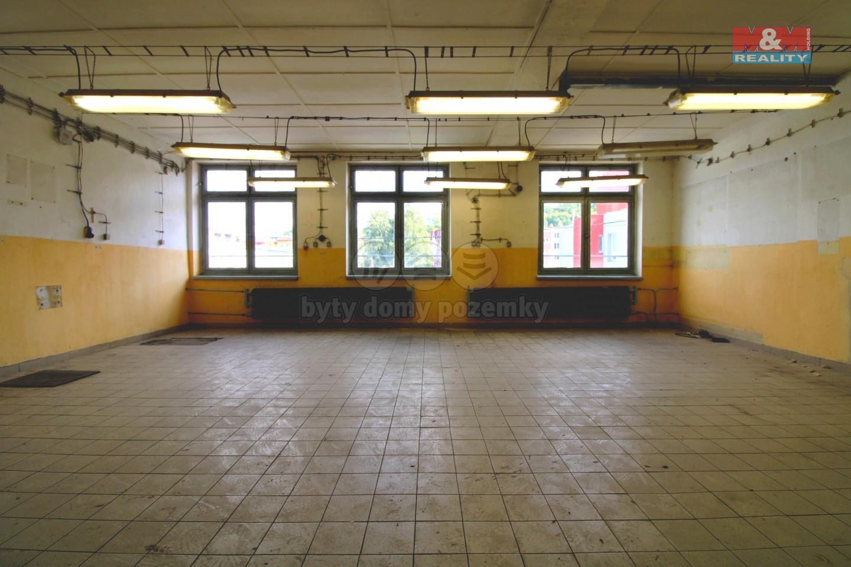 Pronájem skladu, 59 m², Fulnek, ul. 1. máje