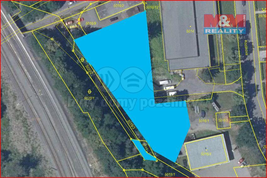 Prodej provozní plochy, 2244 m², Česká Lípa
