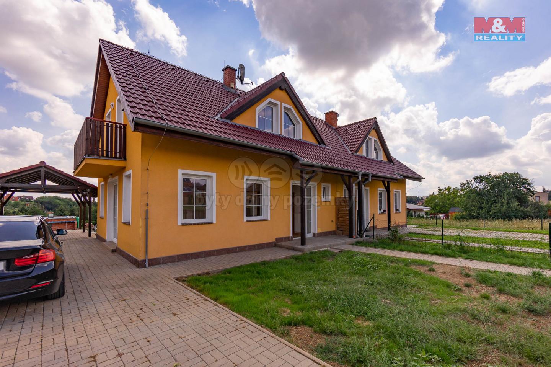 Pronájem rodinného domu, 120 m², Statenice, ul. Za cihelnou