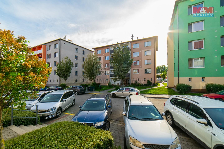 Prodej, byt 2+kk, Hulín, ul. Višňovce