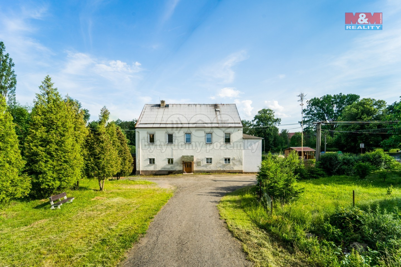 Prodej, rodinný dům, 288 m2, Domaslav