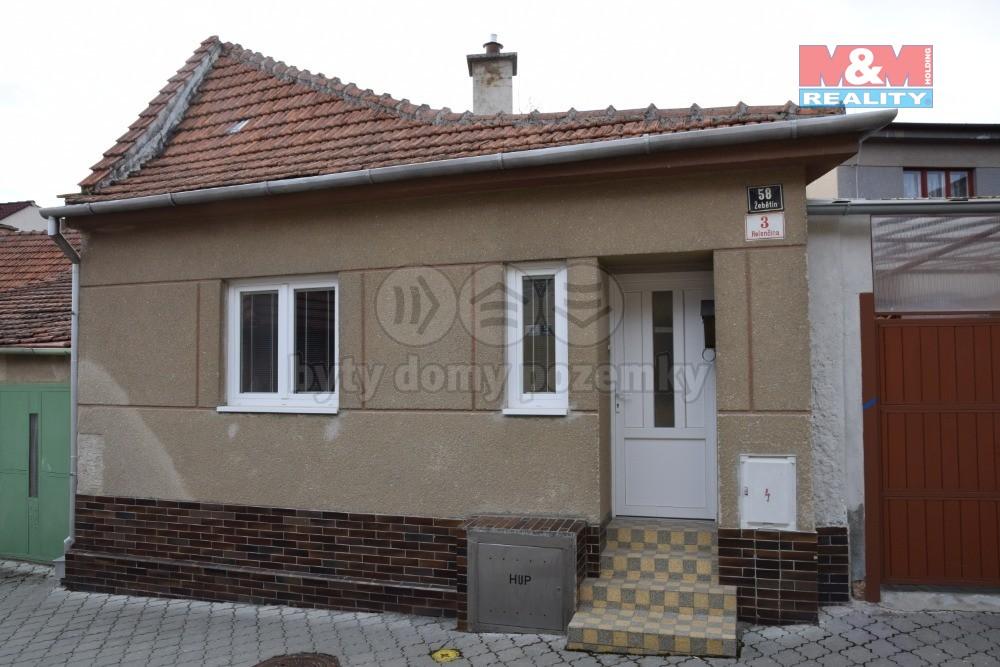 Prodej, rodinný dům 4+kk, 178 m2, Žebětín