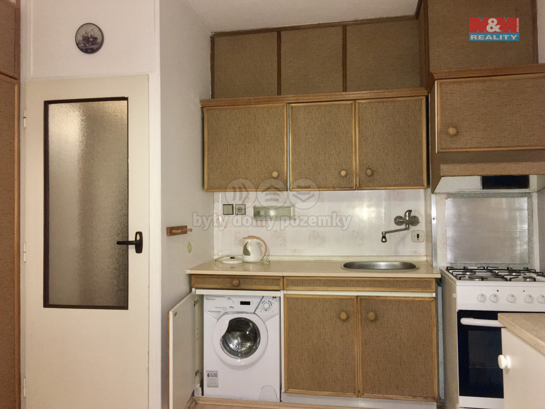 Pronájem bytu 1+1, 34 m², Brno, ul. Herčíkova