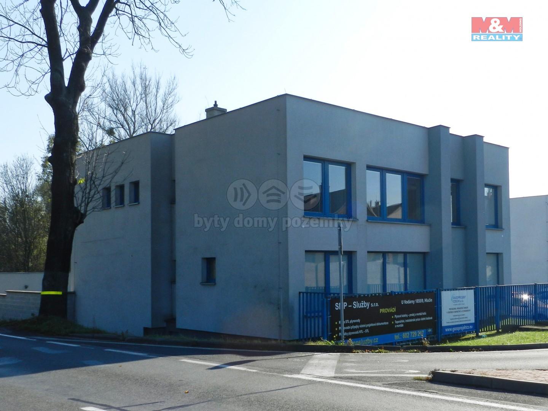 Pronájem kanceláře, 111 m², Hlučín, ul. U Vodárny