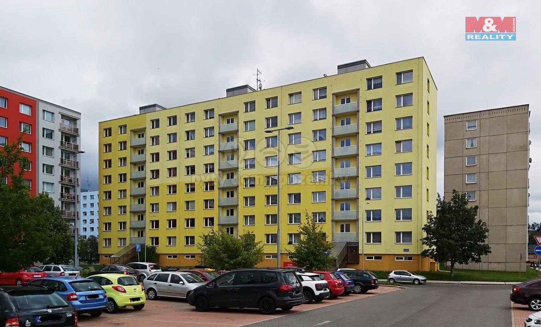 Prodej bytu 4+1, 77 m², Trutnov, ul. Pampelišková