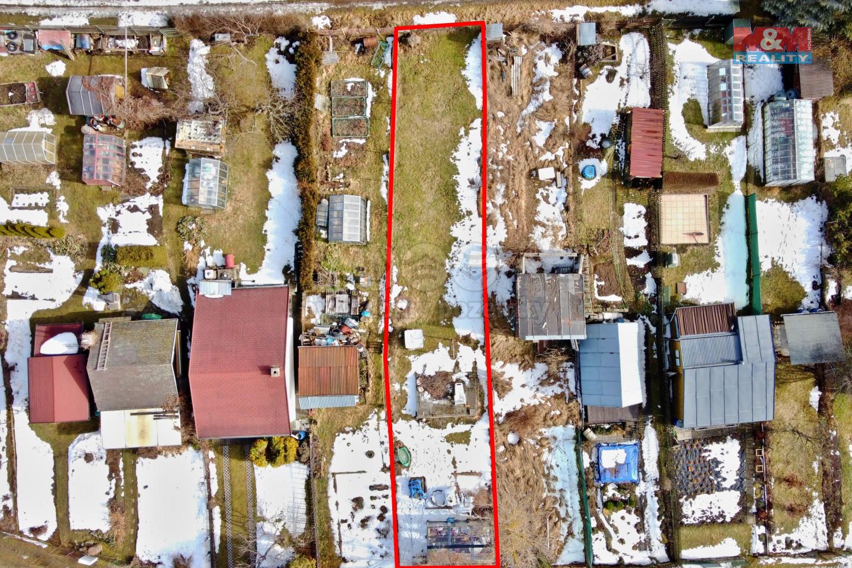 Prodej zahrady, 230 m², Teplá, ul. Školní