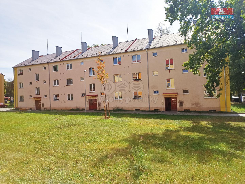 Prodej bytu 2+1, 56 m², Ostrov, ul. Masarykova
