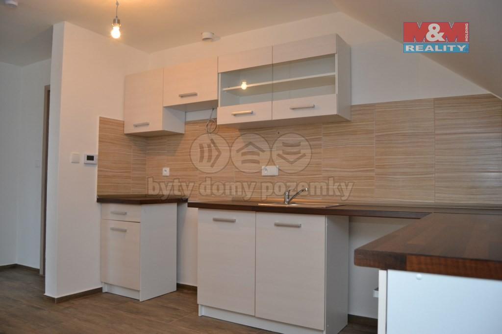 Pronájem bytu 3+kk, 124 m², Opočno, ul. Ořechová
