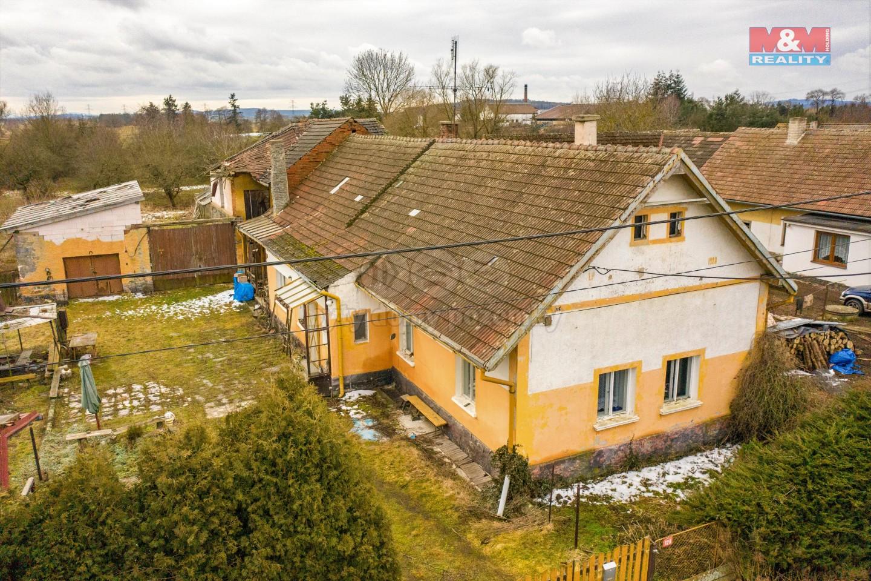 Prodej chalupy, 3479 m², Zalužany