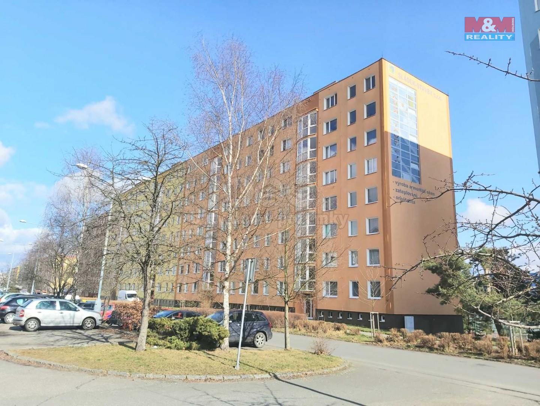 Prodej, byt 1+1, 39 m², Plzeň, ul. Gerská