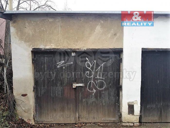 Prodej garáže, 17 m2, Ostrava - Poruba, ul. Slavíkova