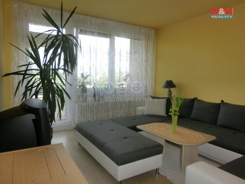 Pronájem, byt 1+1, 43 m², Český Těšín, ul. Hrabinská