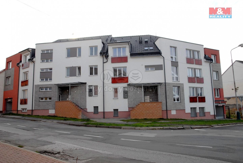 Pronájem bytu 2+kk, Jičín, ul. Ruská