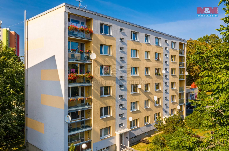 Prodej bytu 2+1, 56 m², OV, Česká Lípa, ul. Klášterní