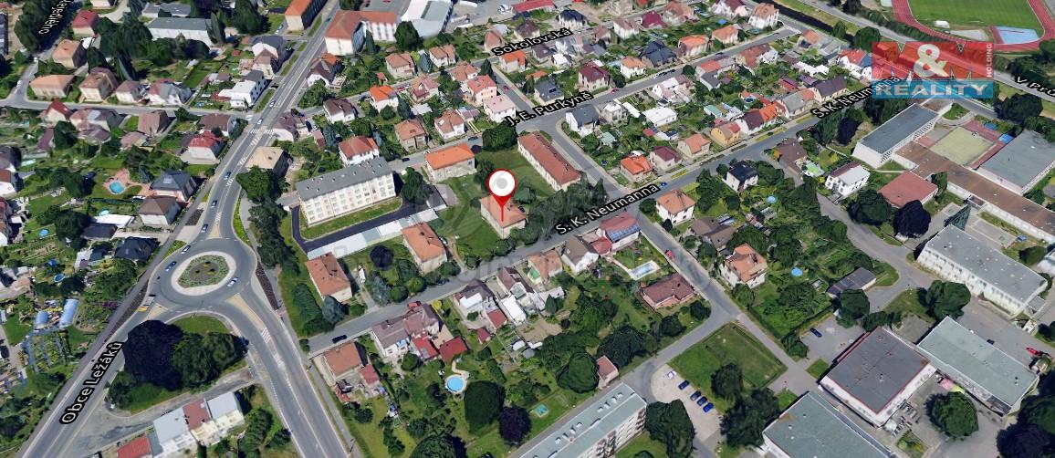 Prodej bytu 2+1, 63 m², Chrudim, ul. S. K. Neumanna