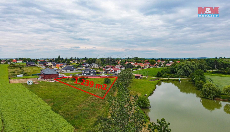 Prodej pozemku k bydlení, 1239 m², Hostouň