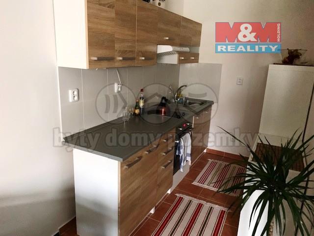 Pronájem, byt 1+kk, 38 m², Boskovice