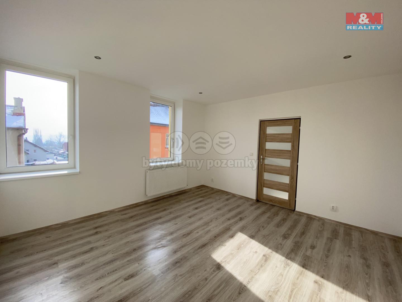 Pronájem bytu 1+1, 35 m², Krupka, ul. Jiráskova